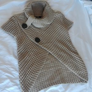 PAPAYA cardigan short sleeves size S